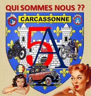 CLUB DES 5A CARCASSONNE
