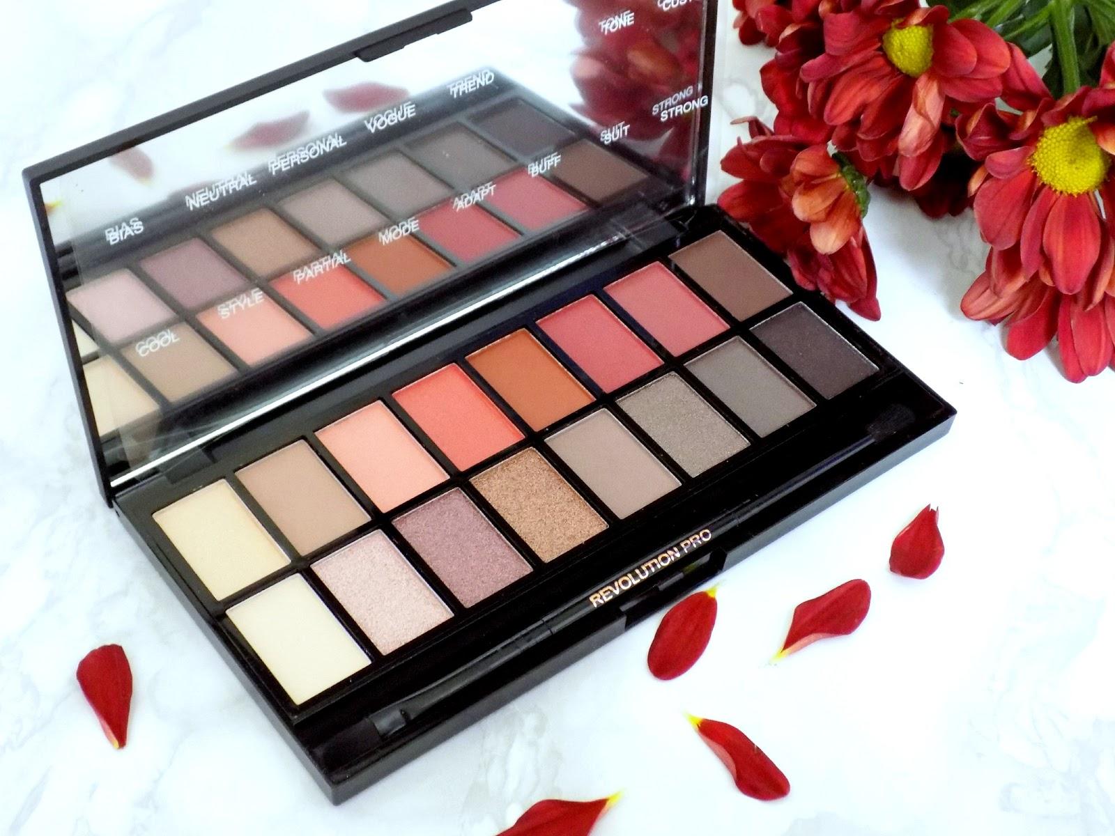 Makeup Revolution 'New-Trals vs Neutrals' palette