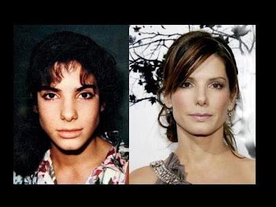 Sandra Bullock antes da fama
