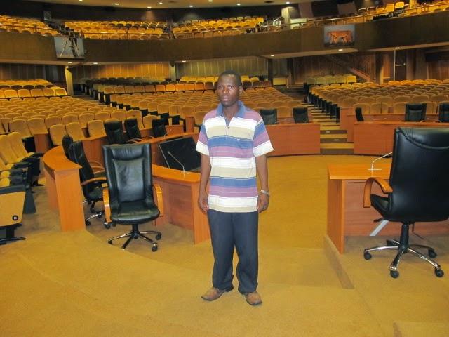 Founder Msalaba MISSION