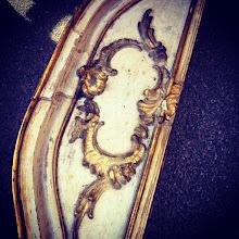 Rococo cabinet