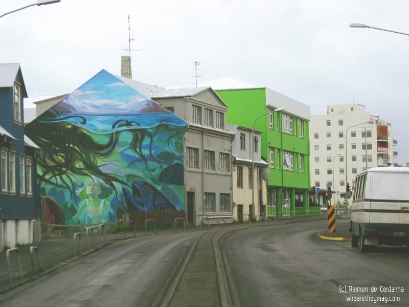 Граффити на доме