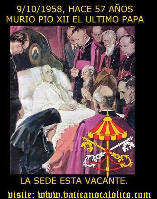 Interregno Papal desde 1958