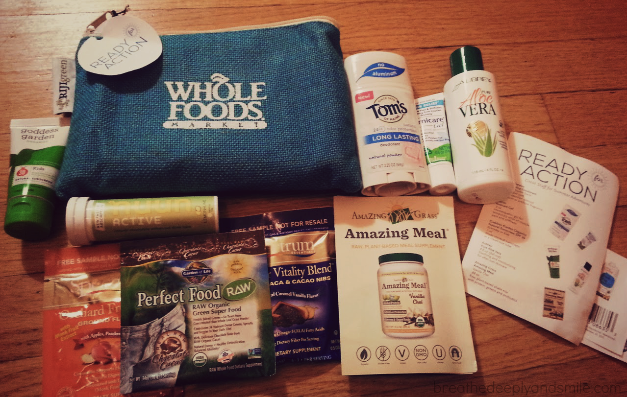 Breathe Deeply and Smile: Summer Survival Kit {Ready for Action ...