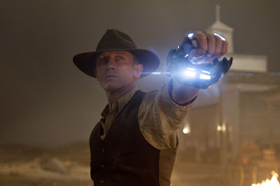 "On ""Cowboys & Aliens"""