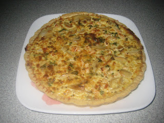 Quiche Ayam