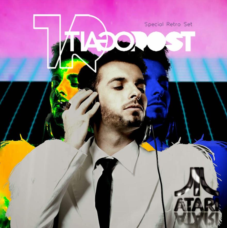 DJ Tiago Rost - ATARI (Special Retro Set)