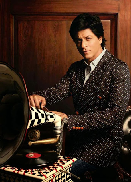Shahrukh Khan interview with 'Filmfare Mag' October 2013 issue