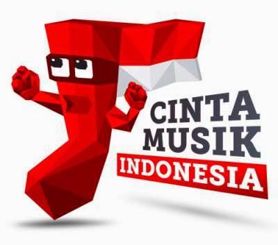 100 Tangga Lagu Indonesia Terbaru 2014