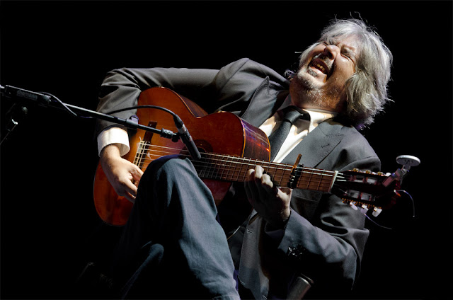 Miguel Ángel Cortés - Suma Flamenca - Teatros del Canal (Madrid) - 15/6/2011