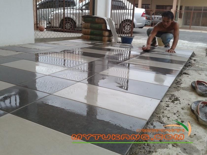 Pasang Tiles Porch Kereta Tile Design Ideas