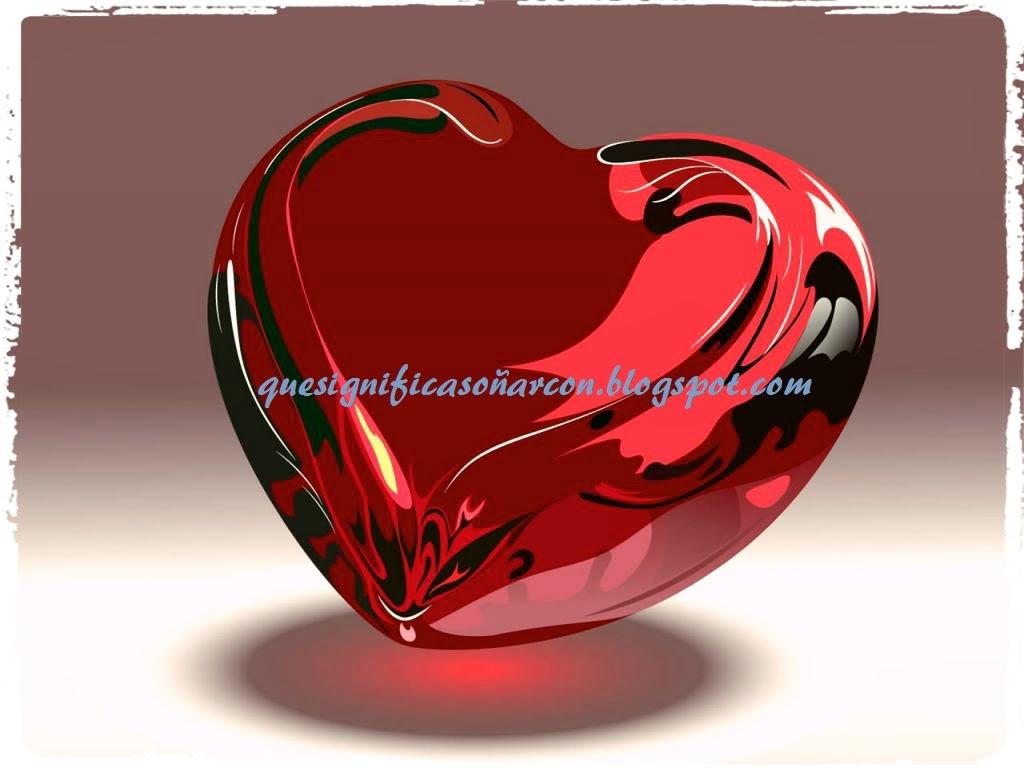 por que soñamos con el corazón - que significado tienes - latido