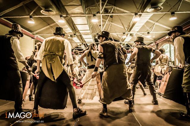III Fira Steampunk de Barcelona