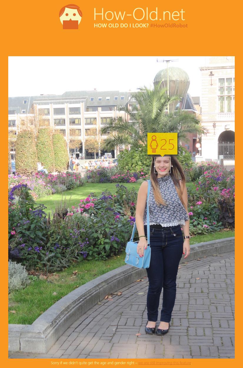 Clothes & Dreams: Guess my age! Am I... 25?