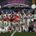Las chicas del Wolfsburgo, Campeonas de la Champions League 2013