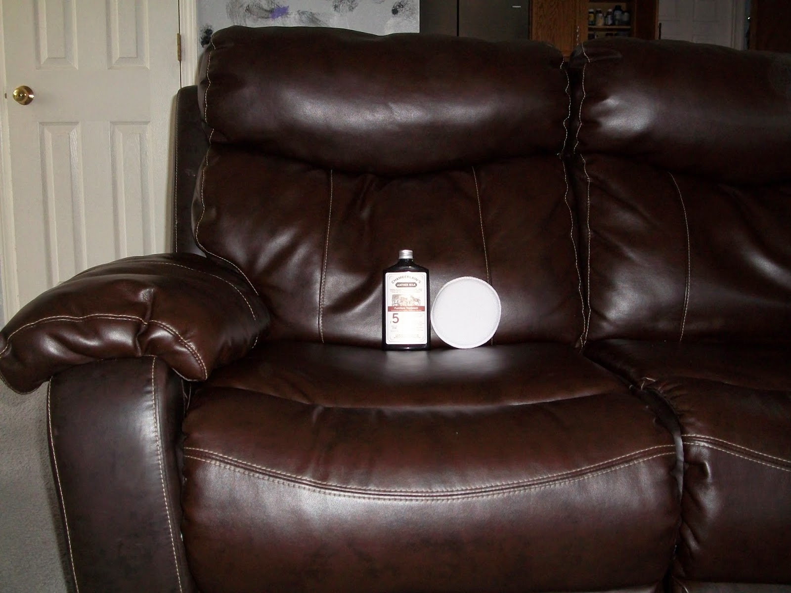 Mom Knows Best : Protect And Clean Your Leather Furniture With ...