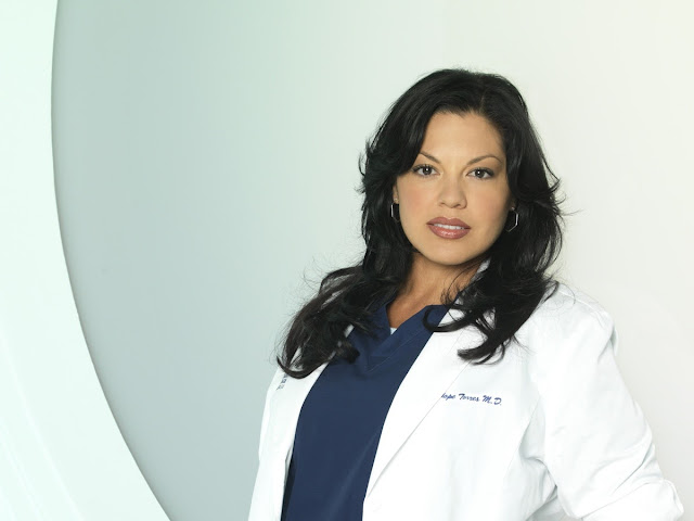 Top 20 Most Beautiful Female Celebrities: Sara Ramirez