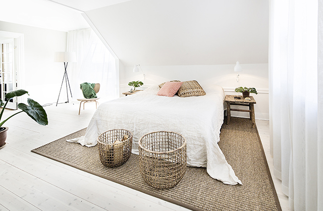 T d c bedrooms summer styling for Chambre adulte femme