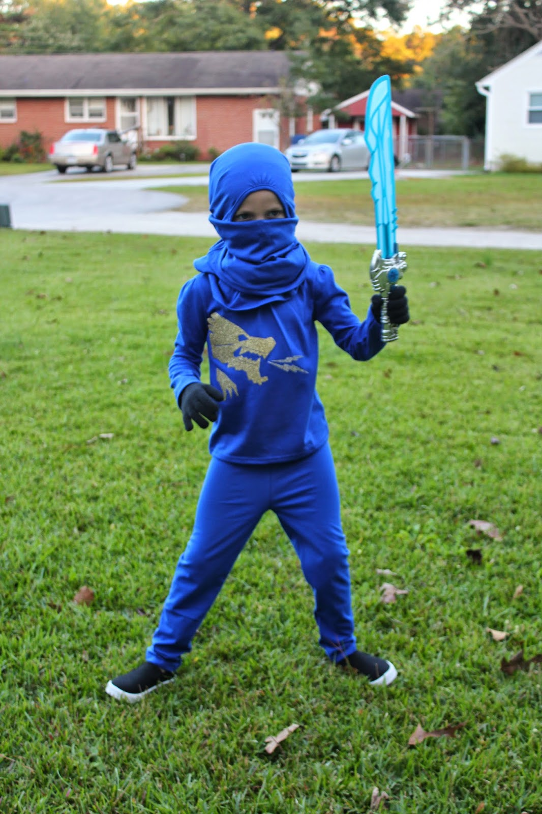 Ausmalbilder Ninjago Gesicht: Schoolhouse Ronk: Halloween 2014- DIY Ninjago Costumes