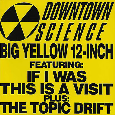 Downtown Science – The Big Yellow EP (Vinyl) (1991) (192 kbps)