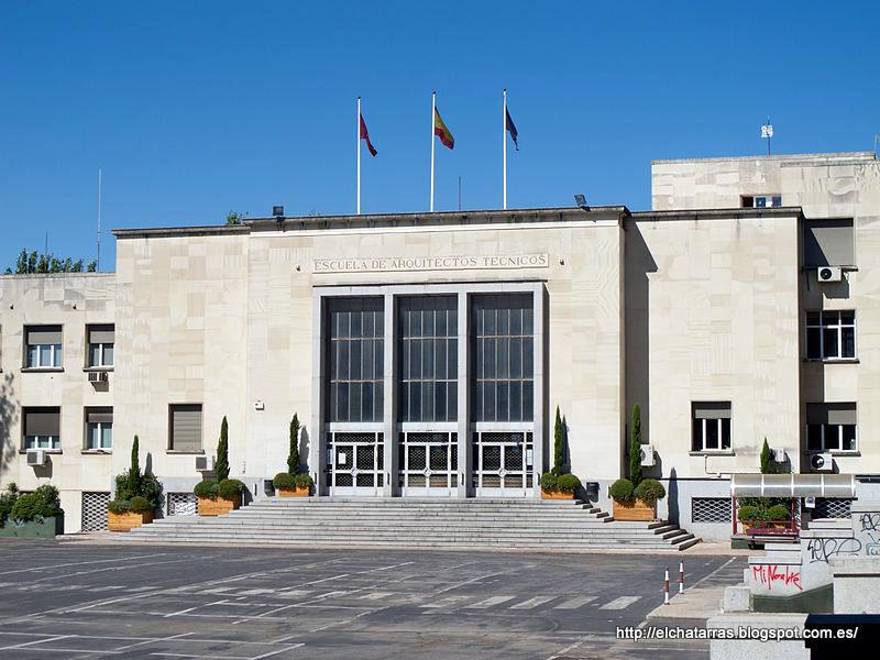 El chatarras iv por las calles de madrid - Escuela tecnica superior de arquitectura sevilla ...