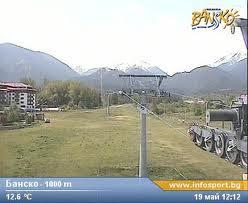 Bansko строежи планина ски писти