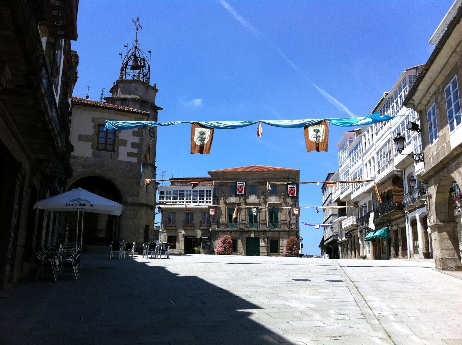 Betanzos Spain  City new picture : DESDE MI VENTANA: BETANZOS, LA CORUÑA. SPAIN