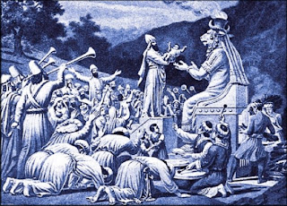 Le sacrifice des enfants à Carthage