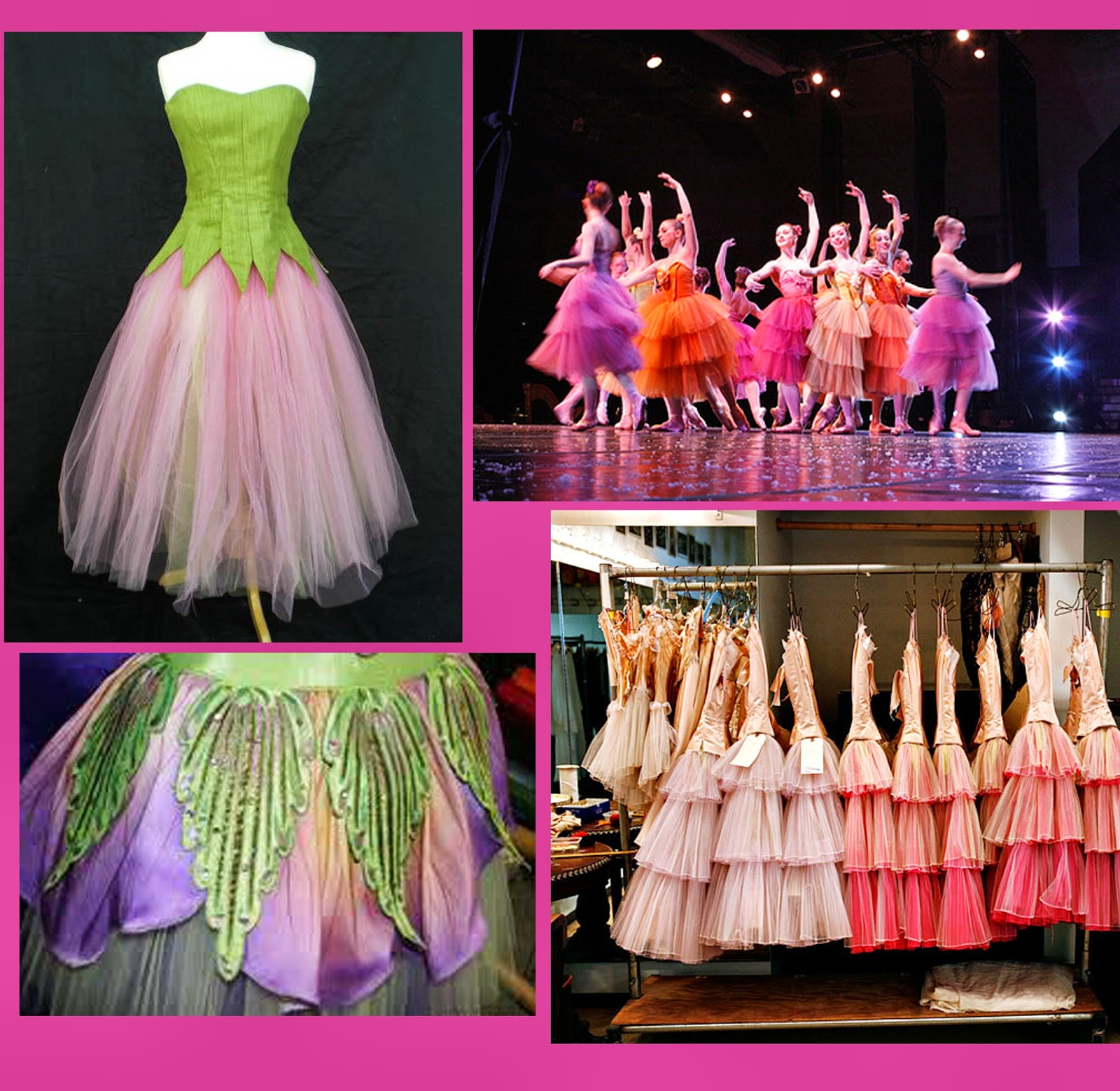The Eighth Daughter How to make a TUTU