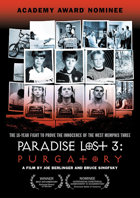 Paradise Lost: Purgatory poster