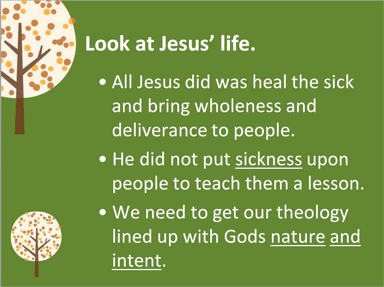 jesus healing the sick quotes quotesgram