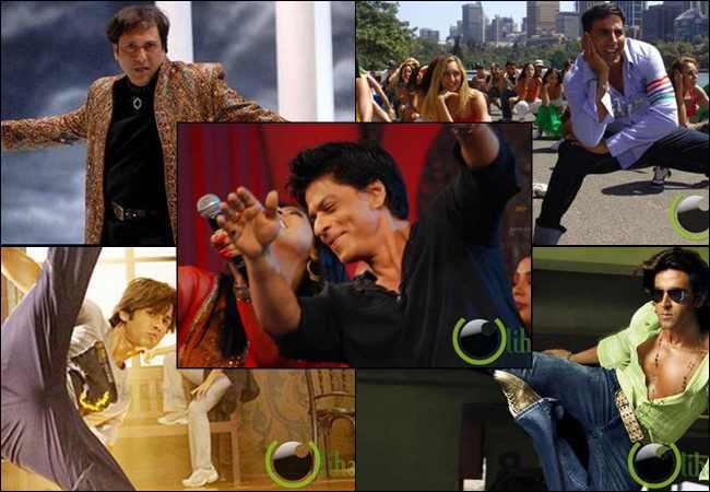 5 Aktor Pria Bollywood yang paling Lihai Menari