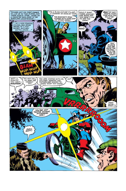 Captain America (1968) Issue #255 #170 - English 11
