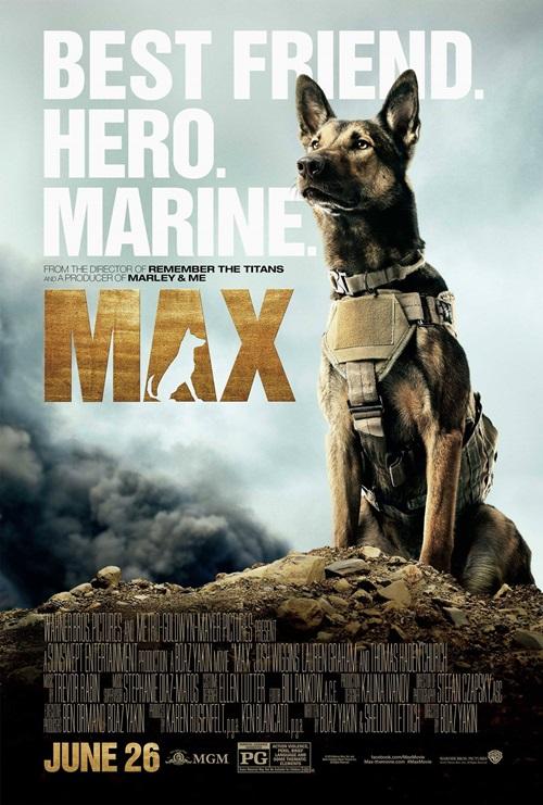 Max (2015) 720p Film indir