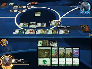 Tutorial for Go Berserk in Magic 2014