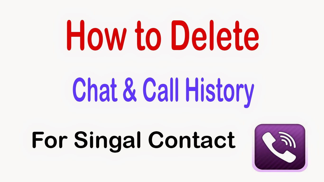 How To Delete Chat & Call History F Where Find Blocked Friends On Facebook