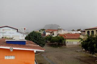 Volta a chover no município de Carnaúba dos Dantas no RN