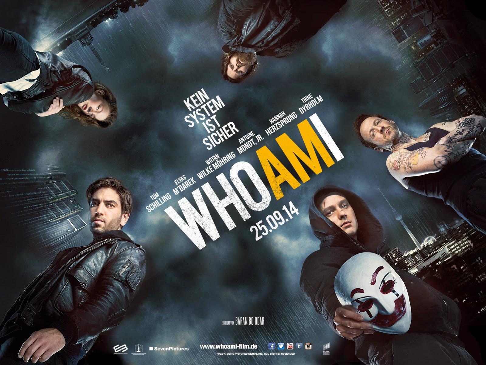 Who Am I – Cine sunt eu (2014)