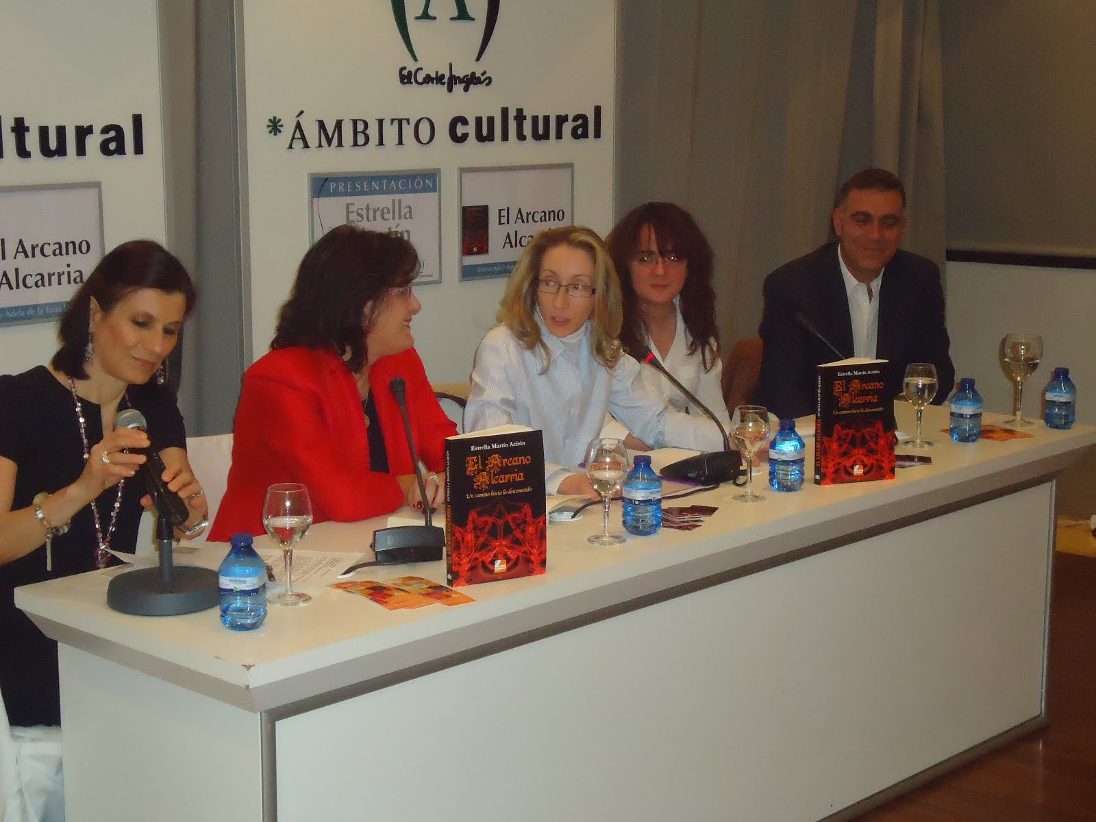El  Arcano Alcarria 2013-2015