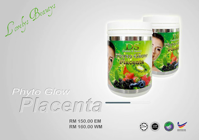 PHYTO COLLAGEN PLACENTA & PHYTO GLOW PLACENTA