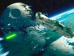 Star Wars Battle of Endor – Jogo de Nave