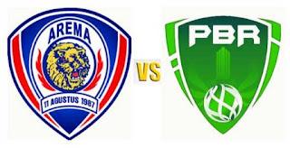 Arema vs PBR 4-2 Piala Jenderal Sudirman 2015