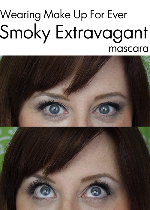 Make Up For Ever Smoky Extravagant Lash Mascara