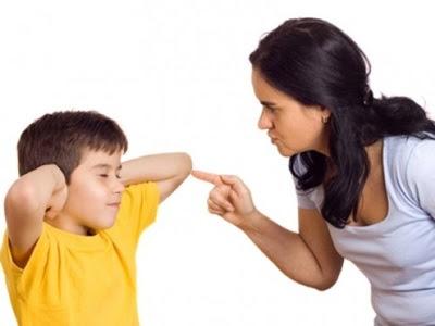 Kesilapan Mendidik Anak Kecil