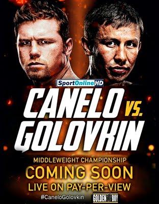 Ver Canelo vs Golovkin en Vivo Gratis