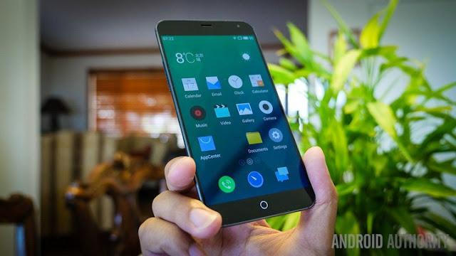 Harga Meizu MX4, Smartphone Dengan Hasil Benchmark Fantastis