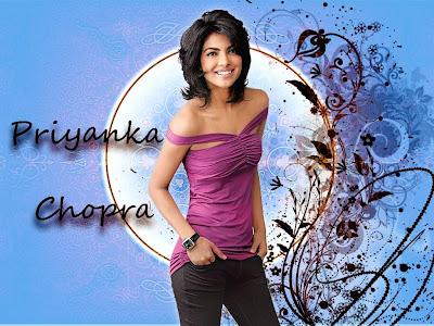 Hot Priyanka Chopra look sweet
