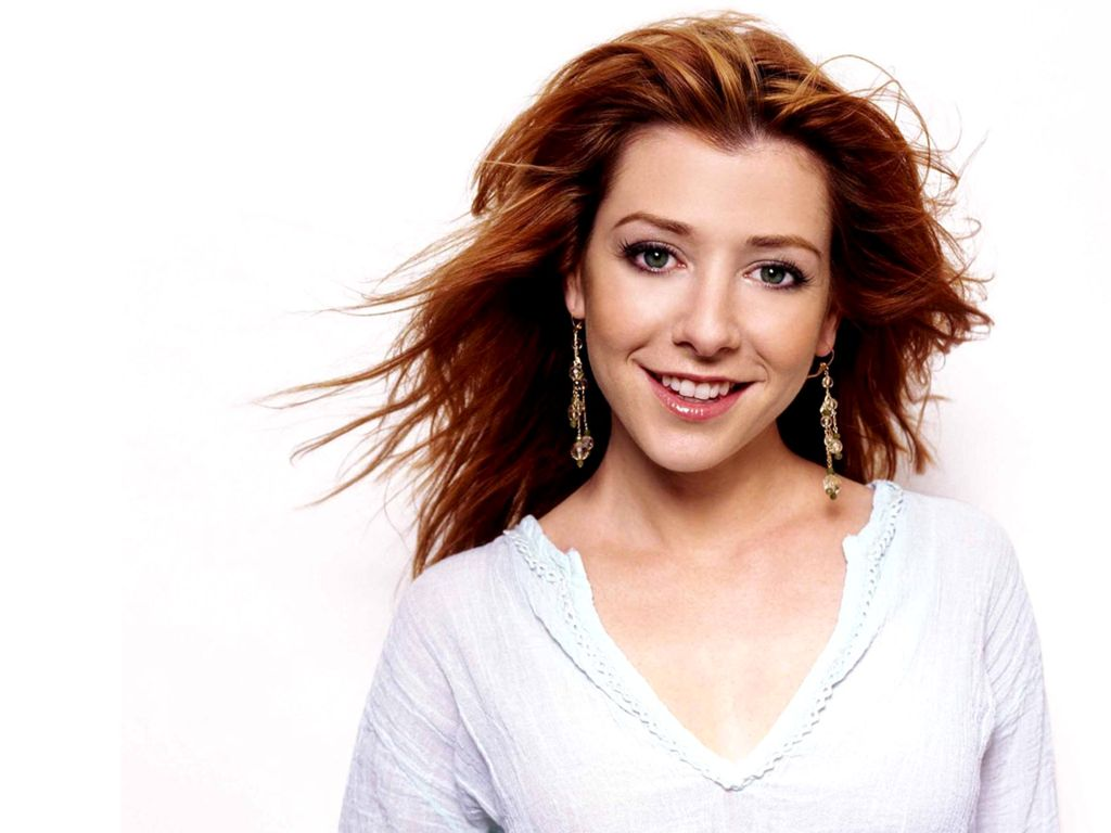 Alyson Hannigan WallpapersBiography And Profile