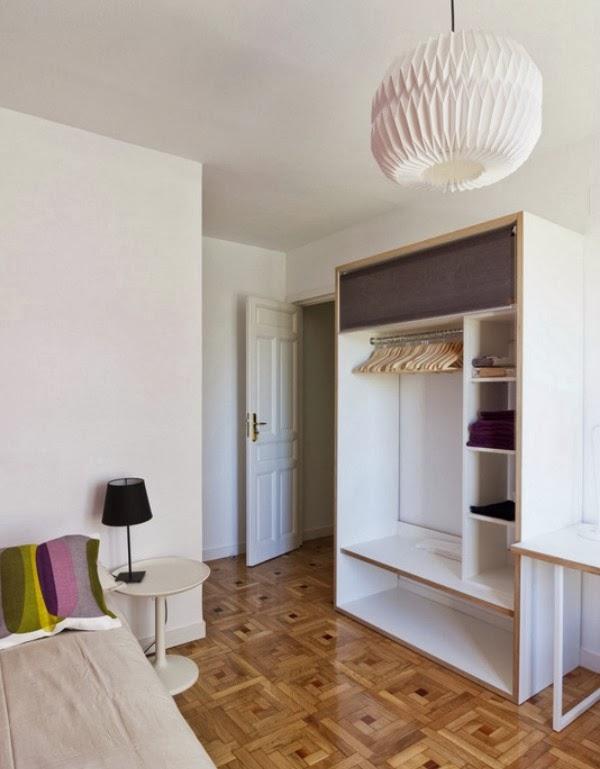 Un piso para alquilar a estudiantes por fin en casa for Decorar piso para alquilar