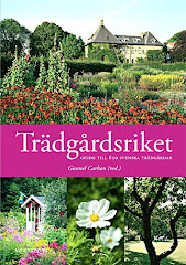 Min trdgrd r med i Gunnel Carlsons nya bok!
